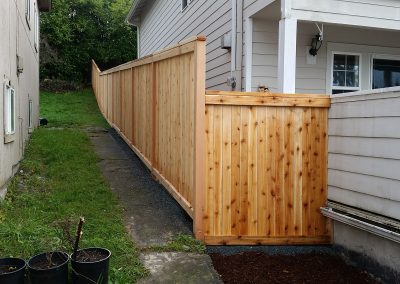 Property-line-fence