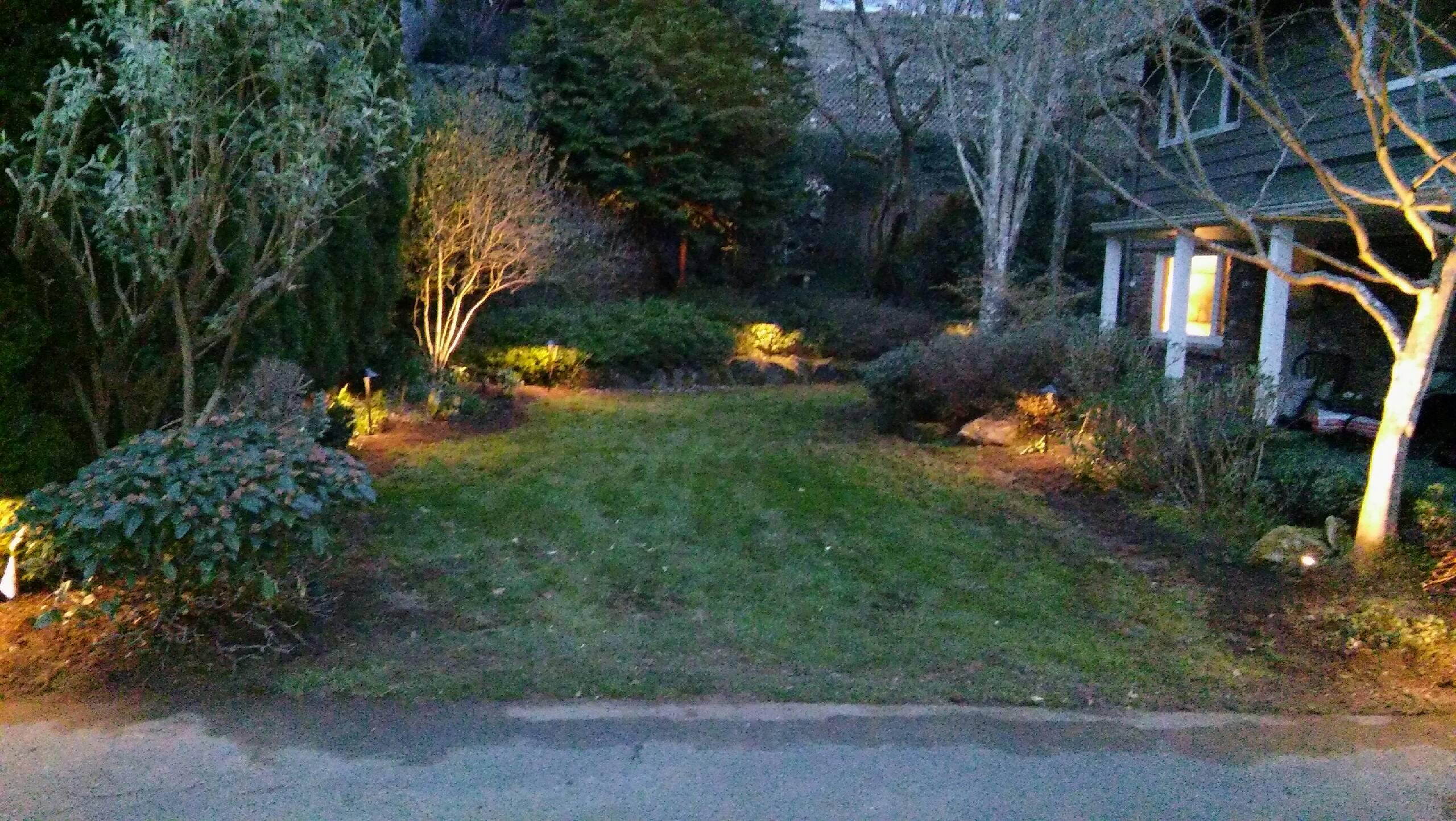 Low Voltage Outdoor Lighting Devonshire Landscapes